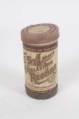 Cylinder Record,  Sauerkraut is Bully and Lauterbach by Geo. Watson