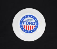 Frisbee, Gerald R. Ford