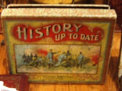 Card Game, 'history Up To Date'