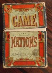 Card Game, Game Of Nations