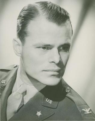 Photograph, Ralph Hauenstein Headshot