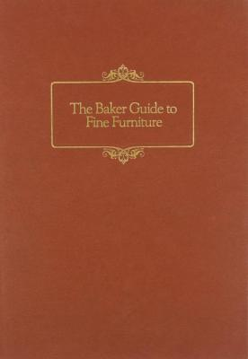 Book, The Baker Guide To Fine Furniture