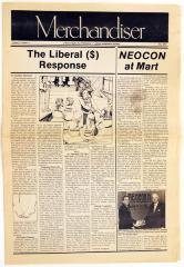 Newspaper, The Merchandiser, Volume 2 No. 3