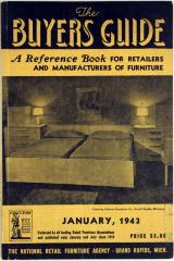Directory, The Buyers Guide, A Reference Book for Retailers and Manufacturers of Furniture