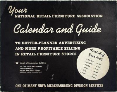 Calendar and Guide, National Retail Furniture Association