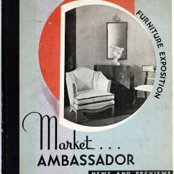 Book, Grand Rapids Furniture Exposition, Market Ambassador, 114th Market