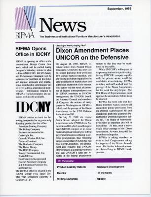 Newsletter, BIFMA News
