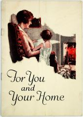 Booklet, For You and Your Home, Grand Rapids 100th Furniture Market