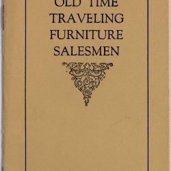 Booklet, Association of Old Time Traveling Furniture Salesmen