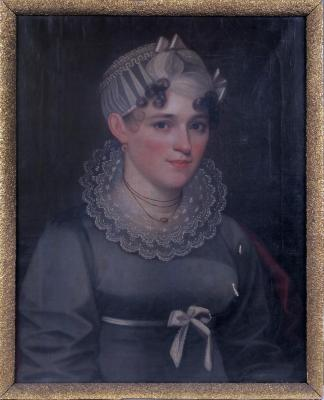 Painting, Zilpha A. Barnes Page (1790-1849)