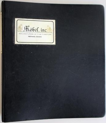 Record Book, Mobel Inc., Deliveries and Tally Sheets