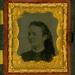 Cased Photograph, Mary Barnet (wisner) Griswold