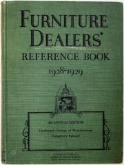 Book, Furniture Dealers' Reference Book, 4th Edition