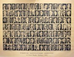 Photograph, Grand Rapids Furniture Manufacturers Association, 1924
