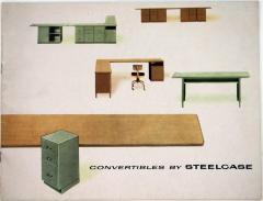 Trade Catalog, Steelcase, Inc., Convertibles