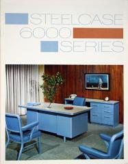 Trade Catalog, Steelcase, Inc., 6000 Series