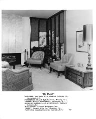 Photograph, Sherrill Upholstery Co., Furniture Showroom