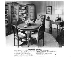 Photograph, Henredon Furniture Industries, Inc., Furniture Showroom