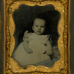Cased Photograph, Unidentified Child