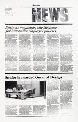 Newsletter, Steelcase News, Volume 13, No. 22