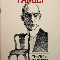 Booklet, A Furniture Family, The Slighs of Michigan