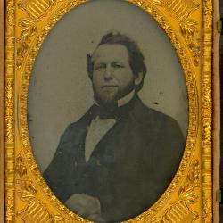 Cased Photograph, William Wood