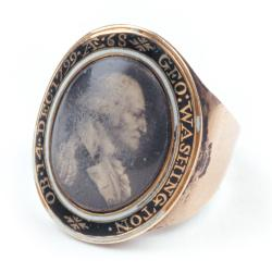 George Washington Mourning Ring