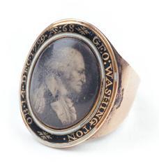 George Washington Mourning Ring
