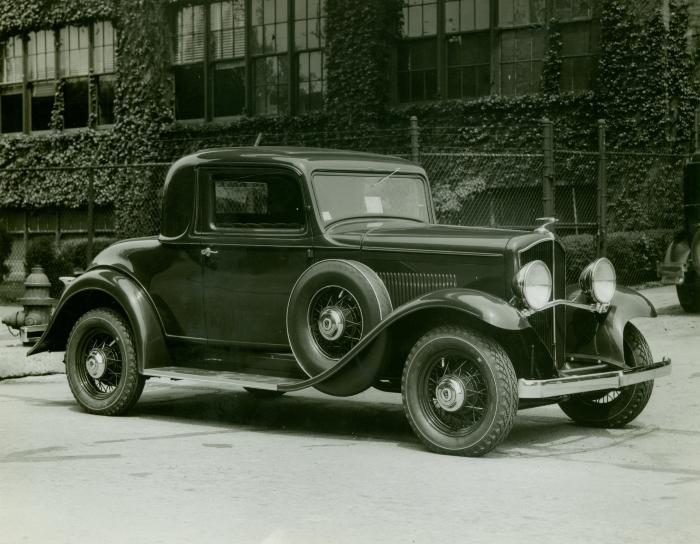 Archival Collection #002 - DeVaux Automobile