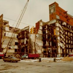 Archival Collection #017 - Seymour F. Beiboer Urban Renewal Slides