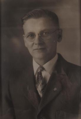 Archival Collection #056 - Arthur E. Ormsbee
