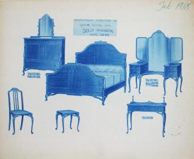 Archival Collection #029 - Furniture Product Literature