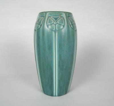 Vase, 'long-stemmed Flowers' Pattern