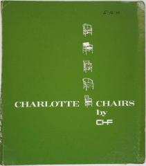 Trade Catalog, Charlotte Chair Company