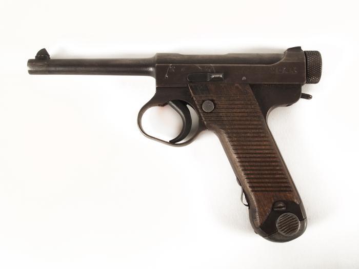 Pistol, Nambu Japan