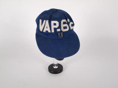 Cap, Vap Squadron 62, Roger B. Chaffee Archive Collection #6