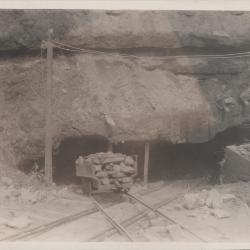 Photograph, Gypsum Mine