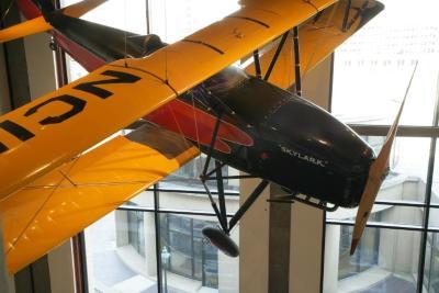 Archival Collection #079 - Jack Steen/Driggs Skylark Bi-Plane