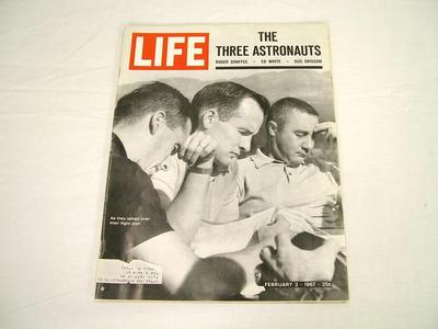 Life Magazine, Roger B. Chaffee Archival Collection #6
