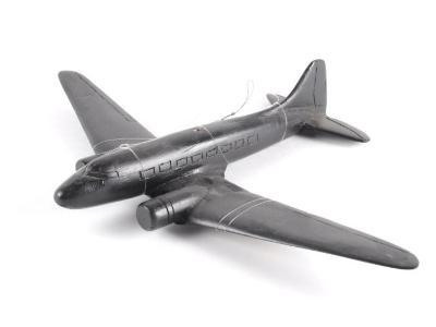 Airplane Model, C-53 Douglas Sky Trooper Transport