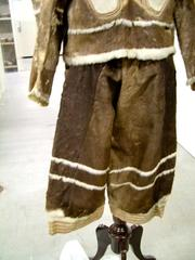 Trousers, Canadian, Native American