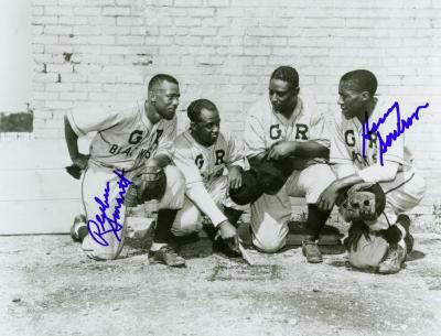 Archival Collection #113  - Negro Baseball Leagues