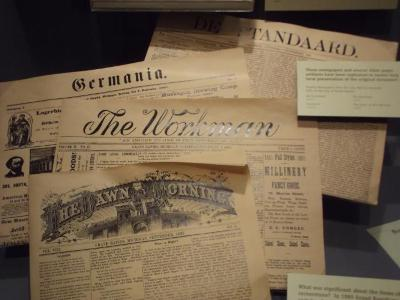 Newspaper, The Workman