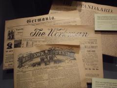 Newspaper, 'de Standaard'