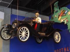 Automobile, '1913 Studebaker Roadster'