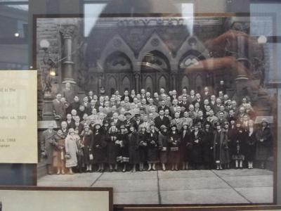 Photograph, City Hall Group Photo