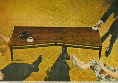 Archival Collection #124 - Guido Alessandrini Furniture Design Collection