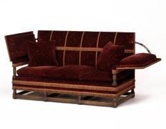 Ratchet-arm Sofa