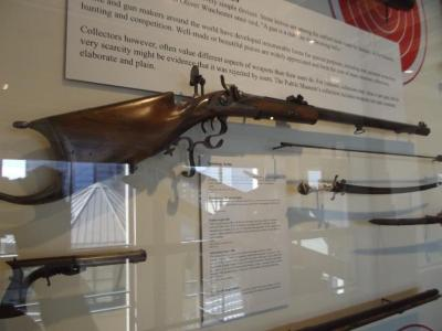 Schutzen Target Rifle