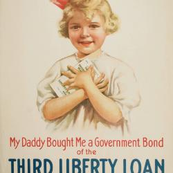 Poster, My Daddy Bought Me A Government Bond
